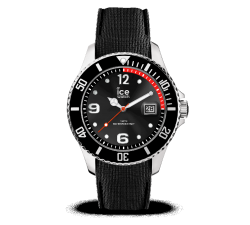 Montre ICE WATCH ICE STEEL - BLACK - LARGE 44 MM 015773