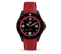 Montre ICE WATCH ICE STEEL - RED - LARGE 44 MM 015782
