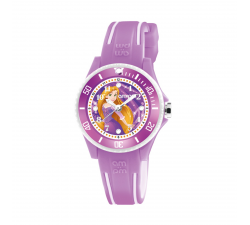 Montre AM:PM DISNEY éducative Elsa DP186-K471E