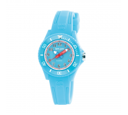 Montre AM:PM turquoise éducative PM192-K510