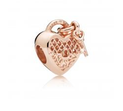 Charm Cadenas Love You Pandora Rose 787655