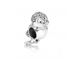 Charm Disney, Oiseau de Blanche-Neige Argent 925/1000 Pandora 797166CZ
