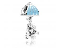 Charm Pendentif Disney, Jiminy Cricket, Argent 925/1000 Pandora 797492EN41