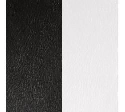 Vinyle rond jeton Les Clipsables Les Georgettes noir / blanc - 15 mm 703213184M4000