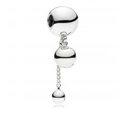 Charm pendant Fil de Perles en Argent 925/1000 Pandora 797521