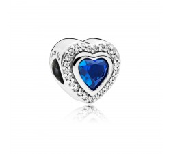 Charm Amour Scintillant en Argent 925/1000 Pandora 797608NANB