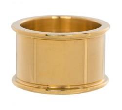 Anneau de Base IXXXI 12 mm - Or jaune