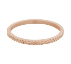 Bague Caviar IXXXI 2 mm - Or rose