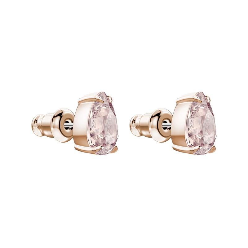 ... Boucles d oreilles Mix, rose, plaqué or rose SWAROVSKI 5427951 ... 295259d24109