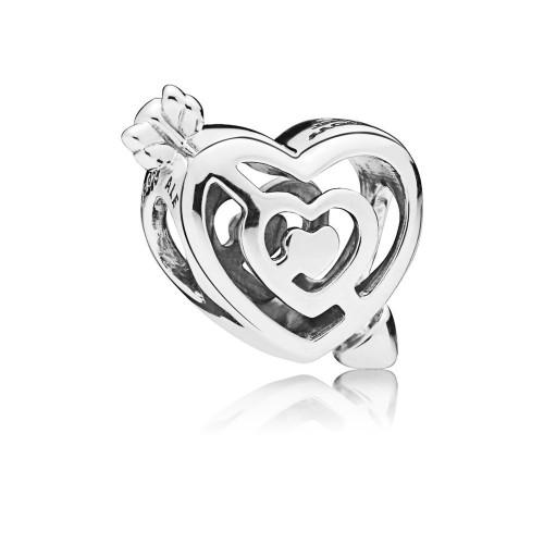 Charm Labyrinthe de l'Amour en Argent 925/1000 Pandora 797814