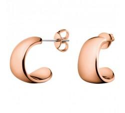 Boucles d'oreilles acier INFORMEL CALVIN KLEIN 6GPE100100