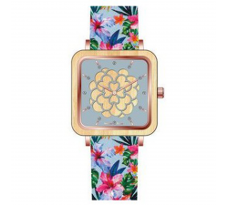 Montre bois de santal femme GREENTIME ZW087F