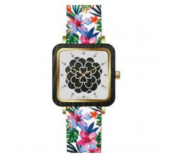Montre bois de santal femme GREENTIME ZW087G