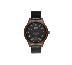 Montre bois de santal homme GREENTIME ZW096A