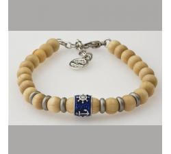 Bracelet bois de charme GREENTIME ZWB214D