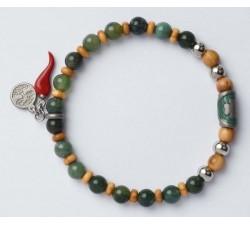 Bracelet bois de wengé GREENTIME ZWB220B