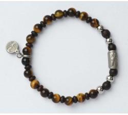 Bracelet bois de wengé GREENTIME ZWB221A