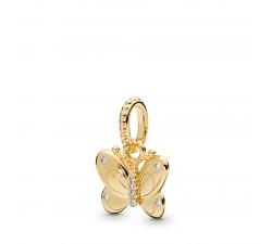 Pendentif Papillon en PANDORA Shine 367962CZ