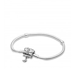 Bracelet Moments fermoir Papillon en Argent 925/1000e, 597929CZ-17
