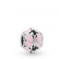 Charm Papillons Roses en Argent 925/1000 Pandora 797855EN160