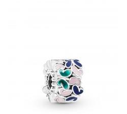 Clip Nuée de Papillons en Argent 925/1000 Pandora 797863ENMX