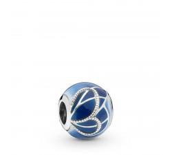 Charm Aile de Papillon Bleue en Argent 925/1000 Pandora 797886ENMX