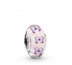 Charm Murano Papillon en Argent 925/1000 Pandora 797893