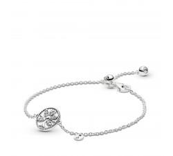 Bracelet Arbre de Vie en argent 925/1000e PANDORA 597776CZ (16)
