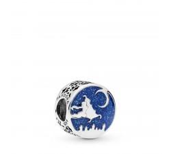 Charm Disney, Ce Rêve Bleu en Argent 925/1000 Pandora 798039ENMX