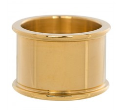 Anneau de Base IXXXI 14 mm - Or jaune