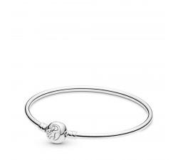 Bracelet jonc Disney Le Roi Lion en argent 925/1000 Pandora - 598047CCZ