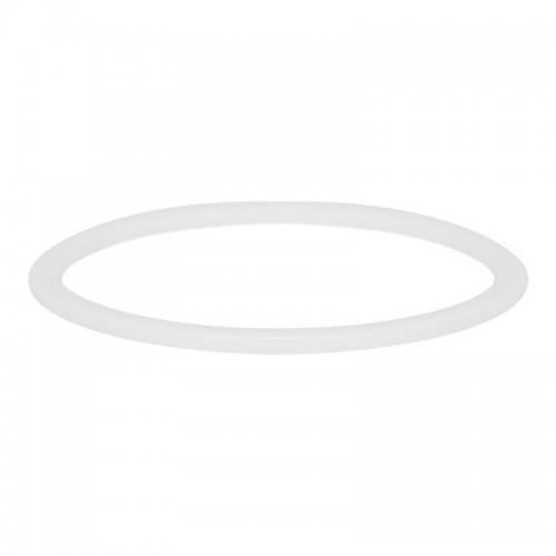 Bague Céramique IXXXI 1 mm - Noir