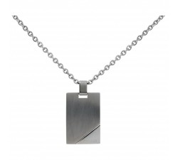 Collier acier PHEBUS FOR HIM 72-0020