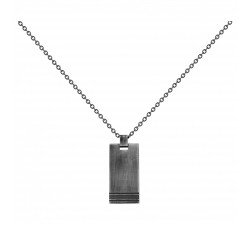 Collier acier PHEBUS FOR HIM 75-0103