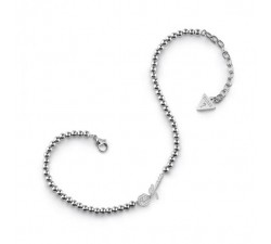 Bracelet de cheville GUESS POMPOM UBA78003
