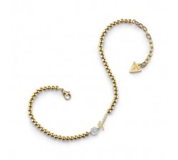 Bracelet de cheville GUESS POMPOM UBA78004