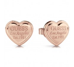 Boucles d'oreilles Guess FOLLOW MY CHARM UBE28010