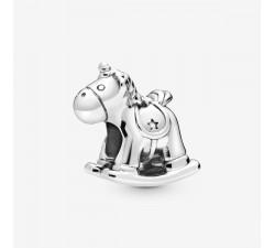 Charm Cheval à Bascule Bruno La Licorne en Argent 925/1000 PANDORA 798437C00