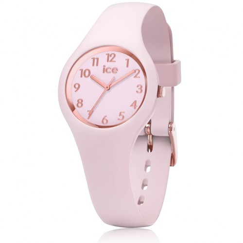 Montre ICE GLAM PASTEL PINK LADY NUMBERS extra small 015346