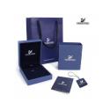 Stylo à bille Crystalline Swan, Métal doré rose SWAROVSKI 5479552