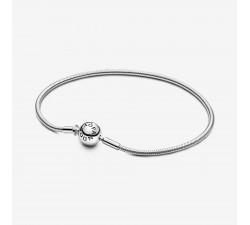 Bracelet Maille serpent Pandora Me en Argent 925/1000 598408C00
