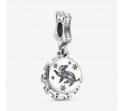 Charm Pendant Harry Potter, Poufsouffle en argent 925/1000 Pandora 798832C01