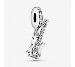 Charm Pendant Guitare Électrique en Argent 925/1000 PANDORA 798788C01