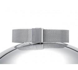 Bracelet de montre Milanais ASTI acier 18/18mm poli 2265100
