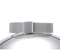 Bracelet de montre Milanais ASTI acier 20/20mm poli 2275100