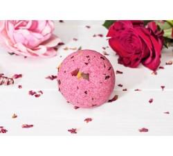 Boule de Bain Rose (Boucles d'oreilles) Jewel Candle 22897FR