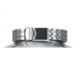 Bracelet de montre Paillasson DEEPSEA acier 18mm polis-satiné (largeur 18/20 mm) 2361700