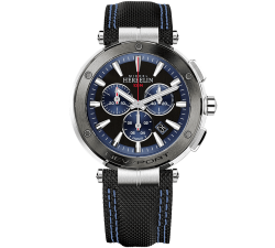 Montre homme MICHEL HERBELIN NEWPORT CHRONO 37688/AG65