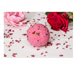 Boule de Bain Rose (Collier) Jewel Candle 31497FR-C