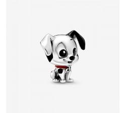 Charm Disney Les 101 Dalmatiens Patch en Argent 925/1000 PANDORA 798846C01